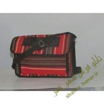 کیف جاجیمی یاسمین  پشمی