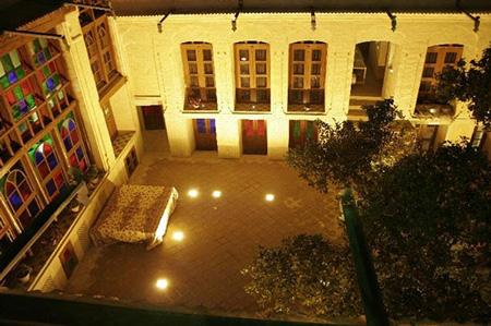 سبک معماری بومی , معماری اصیل استان فارس