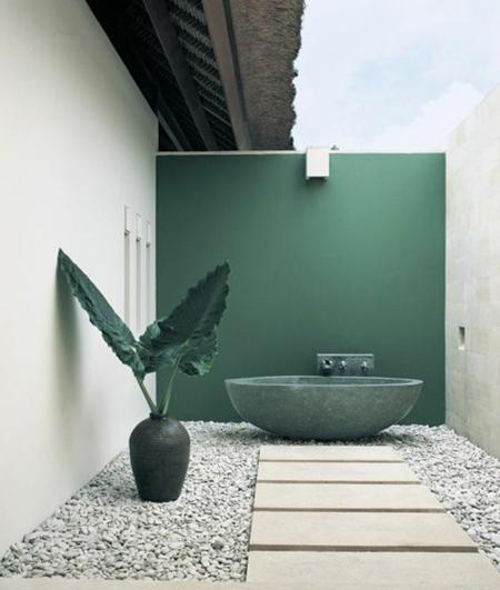 تکنیک های رنگ آمیزی دیوار حیاط,نحوه رنگ آمیزی دیوار حیاط