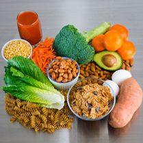 هشت ماده غذایی که حال شما را خوب میکند