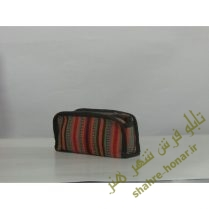 کیف جاجیمی  آرایش پشمی