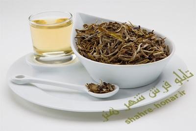 خواص چای سفید