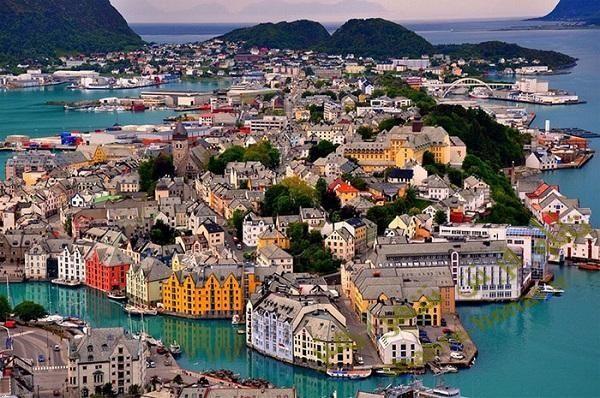 آشنایی با کشور نروژ زیباترین کشور اروپا