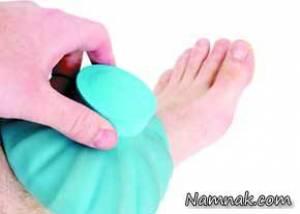 بهترین داروهای خانگی برای درمان پا درد