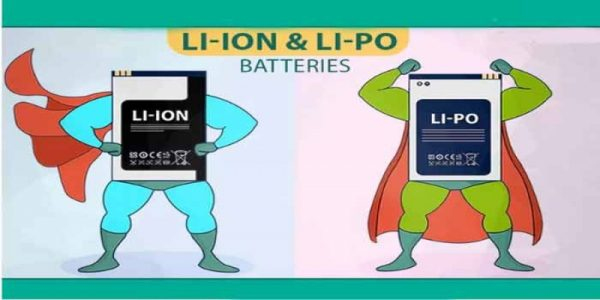 مقایسه باتری های لیتیوم یونی و لیتیوم پلیمری گوشی های هوشمند