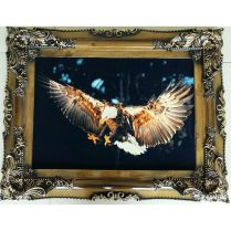 تابلوفرش جدید عقاب بافت کاشان کد ۳۰۴