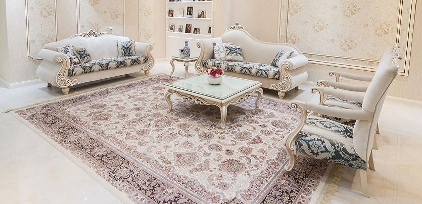 فرش 700 شانه کاشان با بهترین قیمت